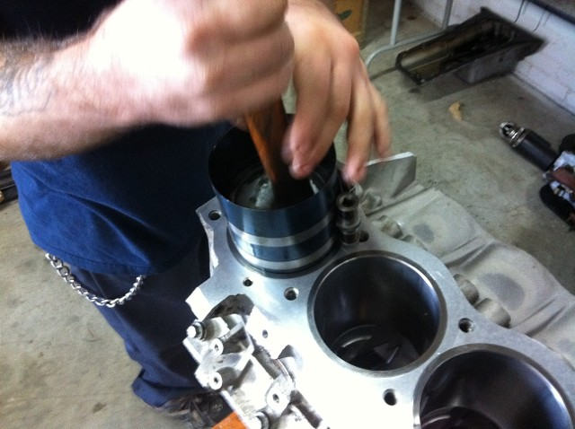 Discovery Engine Rebuild